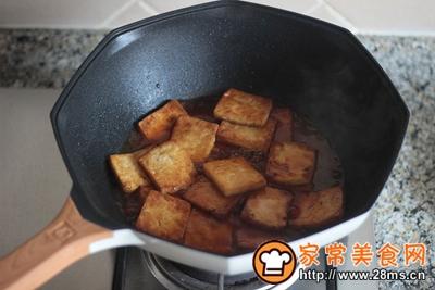 茄汁豆腐的做法图解6