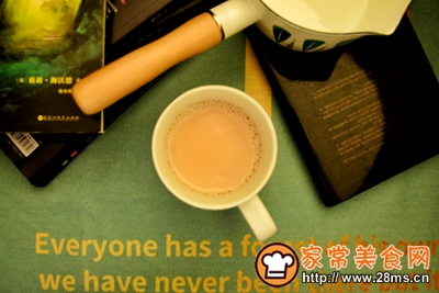 内蒙咸奶茶的做法图解11