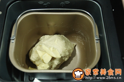 一发蜂蜜牛奶豆沙小餐包的做法图解6