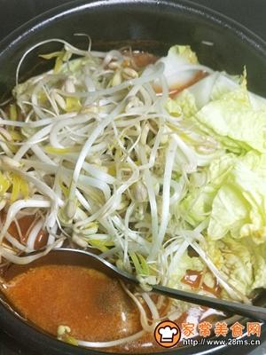 家常大酱汤的做法图解13