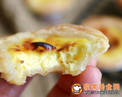 榴莲蛋挞迷你版的做法图解10