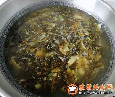 酸菜鱼捞面
