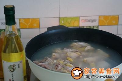 油茶籽油蒸鸡
