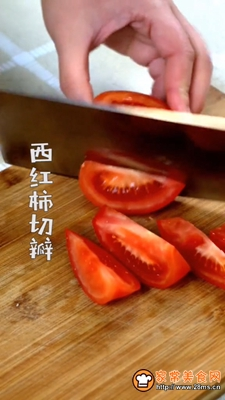 西红柿烧腐竹
