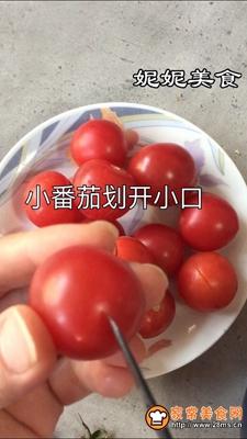 开胃陈皮小番茄
