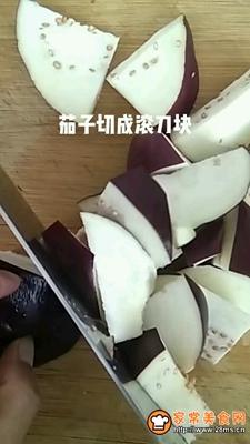 杏鲍菇烧茄子