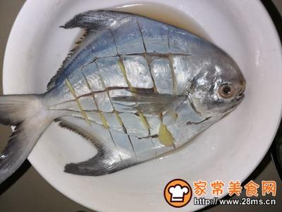 清蒸海昌鱼的家常做法