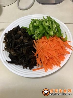 鱼香肉丝(鸡胸肉版)