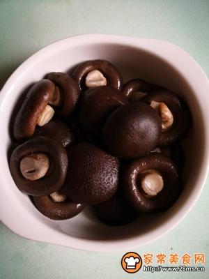 茄子炖香菇