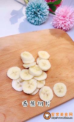奶酪香蕉鸡蛋饼