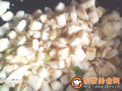 莲花菜炒馒头