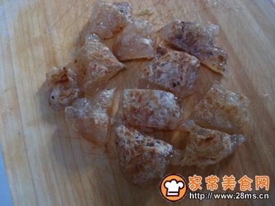 红薯粉烧烤麸