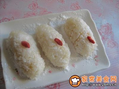 椰香粢饭团