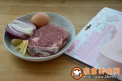 黑椒牛肉香肠