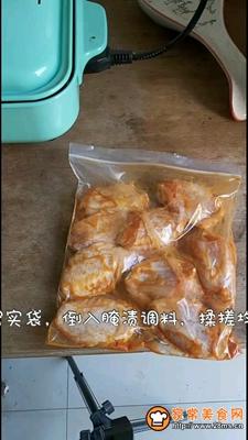 香煎鸡翅的家常做法