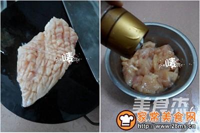 烤箱燕麦鸡米花的家常做法