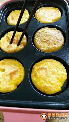 香甜糯米煎饼