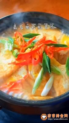 鲜香豆腐煲