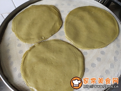 饺子皮薄饼