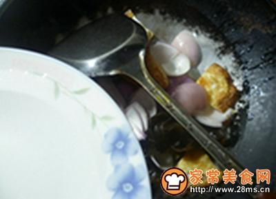 黑木耳洋葱炒荷叶蛋