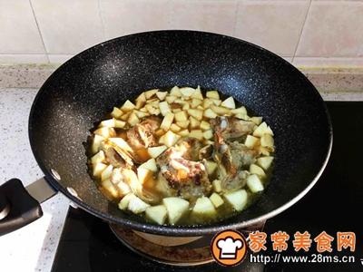 杏鲍菇排骨焖饭