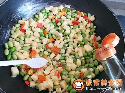 青豆炒土豆