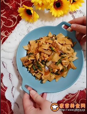什锦干豆腐