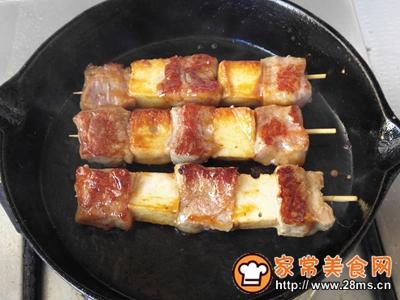 鱼豆腐牛肉串