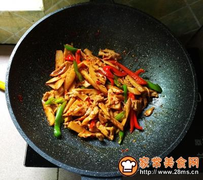 春笋炒瘦肉