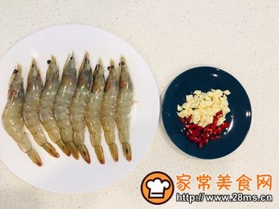做正宗油焖大虾(家常菜)的图片步骤1