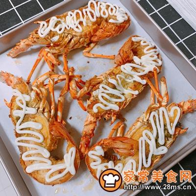 做正宗芝士�h龙虾的图片步骤6