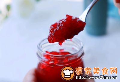 做正宗消食开胃的蔓越莓酸奶果昔的图片步骤11