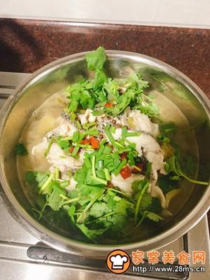 做正宗家常版酸菜鱼的图片步骤20