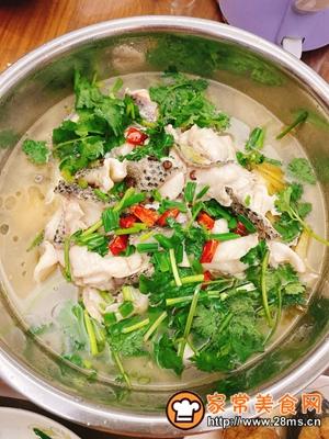 做正宗家常版酸菜鱼的图片步骤22
