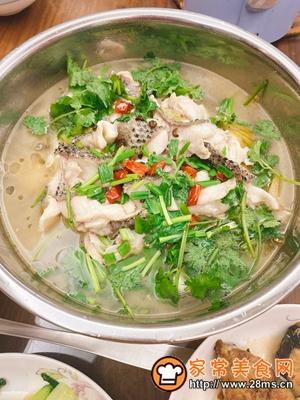 做正宗家常版酸菜鱼的图片步骤23