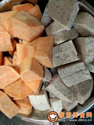 做正宗潮汕甜品甜芋红薯的图片步骤2