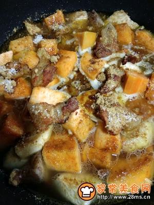 做正宗潮汕甜品甜芋红薯的图片步骤4