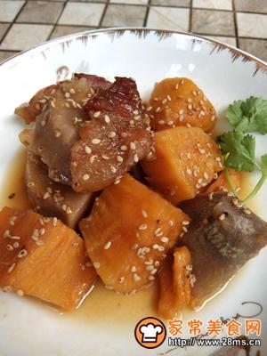 做正宗潮汕甜品甜芋红薯的图片步骤6