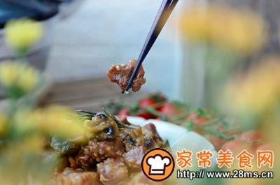 做正宗米酒菌菇炖牛腩的图片步骤21