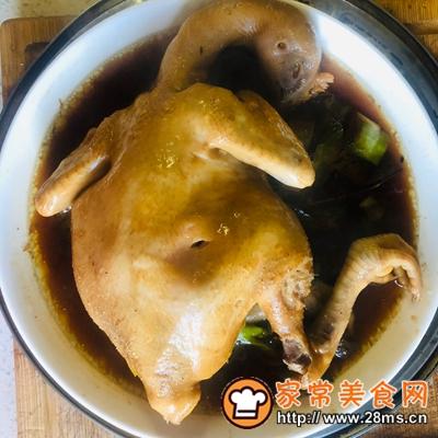做正宗香焖走地鸡的图片步骤5