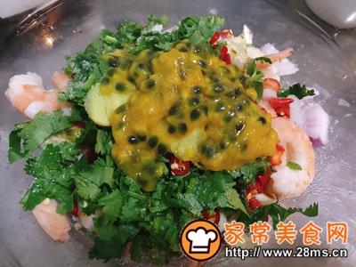 做正宗泰式酸辣柠檬虾的图片步骤8
