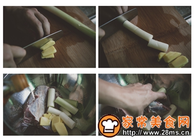 做正宗一份简单的牛肉凉面的图片步骤4