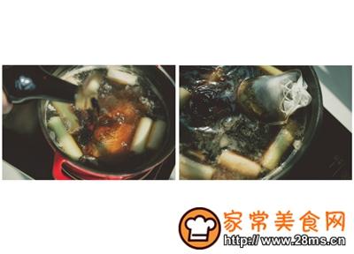 做正宗一份简单的牛肉凉面的图片步骤6