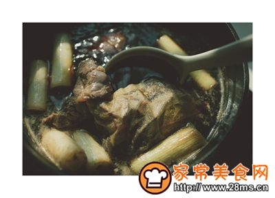 做正宗一份简单的牛肉凉面的图片步骤7