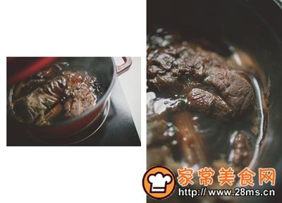 做正宗一份简单的牛肉凉面的图片步骤14