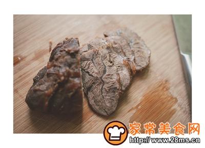 做正宗一份简单的牛肉凉面的图片步骤16