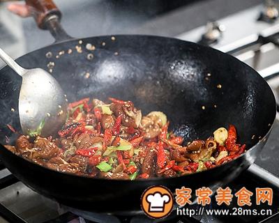 做正宗极妙厨房香辣肥肠的图片步骤3
