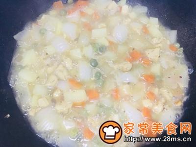 做正宗咖喱鸡肉饭的图片步骤4