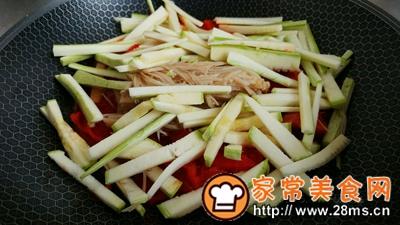 做正宗菇瓜肉酱茄茄汤的图片步骤2