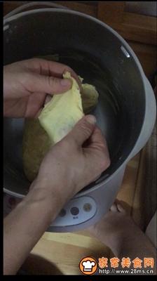 做正宗南瓜红豆小餐包的图片步骤2